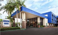 Travelodge Anaheim Inn and Suite, Anaheim, California - Exterior