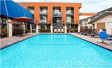 Travelodge Anaheim Inn and Suite, Anaheim, California - Swimming Pool