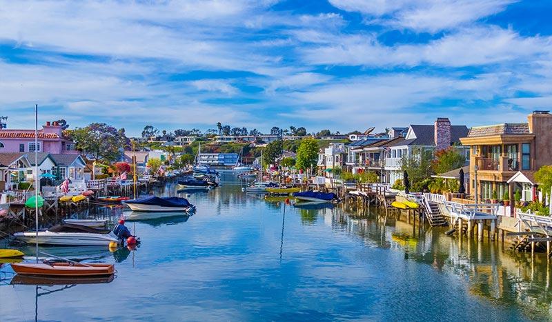California's Newport Beach